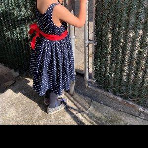 Polo Ralph Lauren toddler girls dress 4t